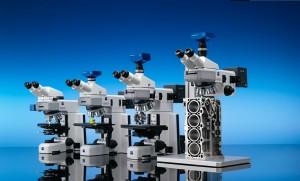 Wirtschaftlich und flexibel.Materialmikroskop Axio Scope.A1 von Carl ZeissEconomical and FlexibleAxio Scope.A1 Materials Microscope from Carl Zeiss